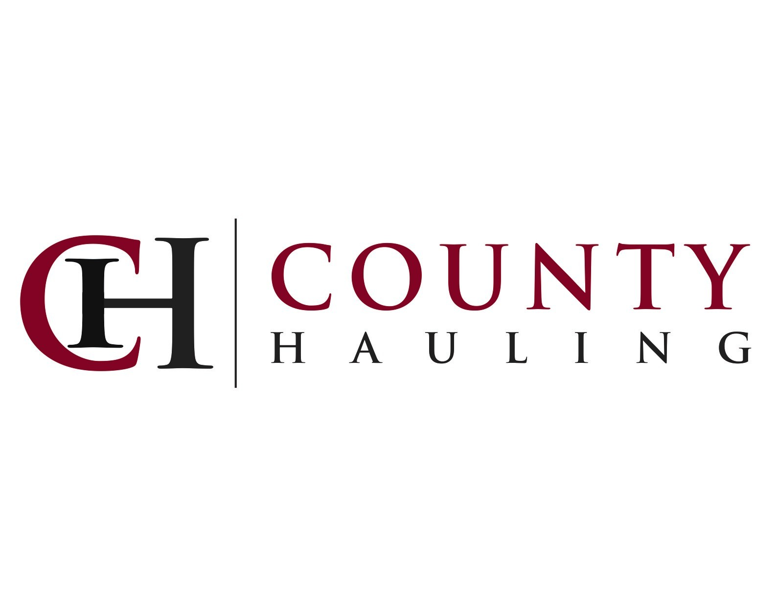 County Hauling Payment